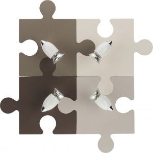 PUZZLE IV brown 6382 Nowodvorski Lighting